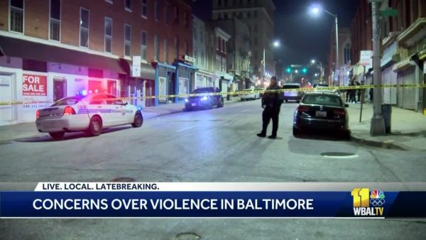 70% Black Baltimore in 2019 Has Homicide Rate of 57 Per 100,000; 85% White Baltimore in 1921 Had Homicide Rate of 11 Per 100,000…