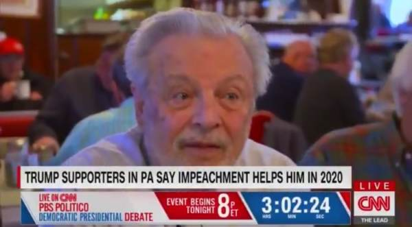 Watch: Dems Have Angered Pennsylvania Voters With Impeachment, Support For Trump Grows