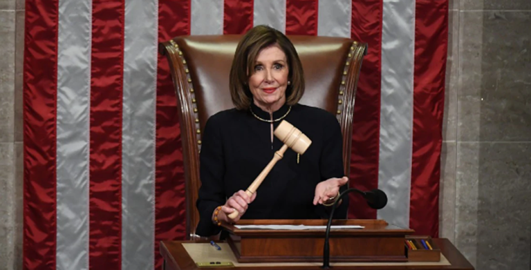 """Pelosi won't rule out withholding Articles Of Impeachment until Democrats get a """"fair trial"""" in the Senate"""