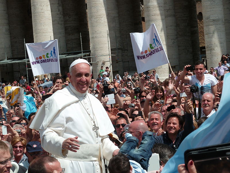 """Pope Francis Declares That Christian Fundamentalists Are """"A Scourge"""" - DC Clothesline"""