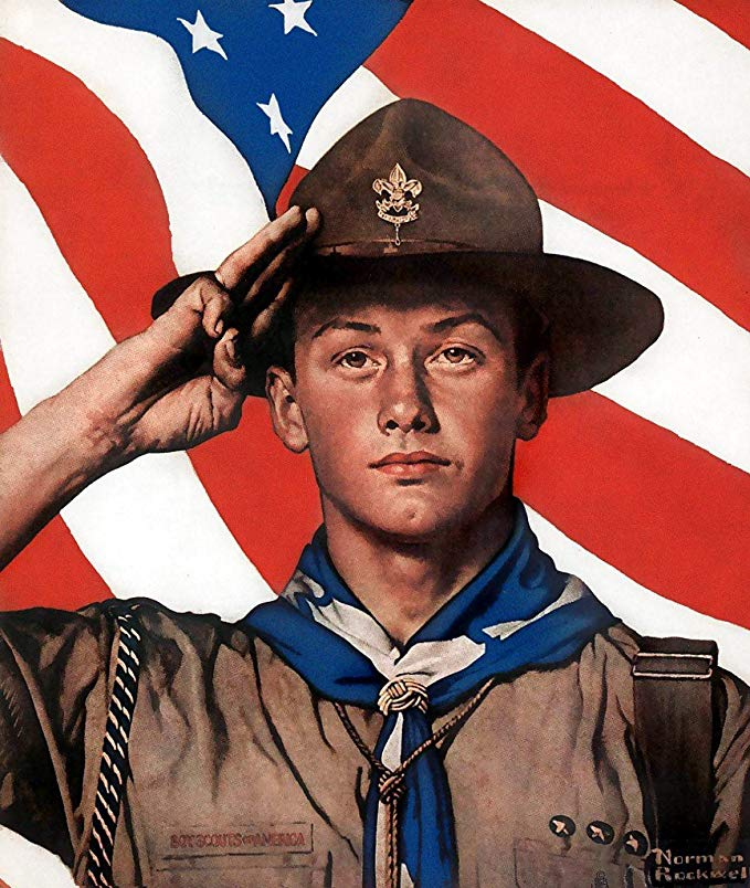 No Merry Christmas For the Boy Scouts, Thanks to the LGBT Cabal