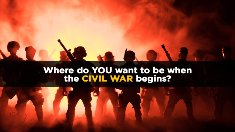 10 things that could ignite a full-blown civil war in 2020