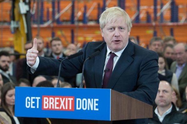 The UK is Back! Trump to Offer Boris Johnson a Brexmas Present? Hints at New US-UK Trade Deal