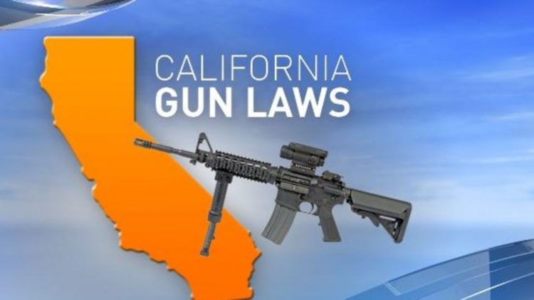 California: Despite Tough Gun Laws, Tops Nation In Mass Killings