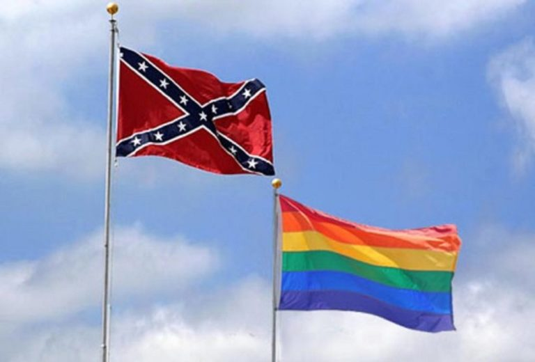 Missouri: High School Students Pass Out Gay Pride Flags at Lunch, Objecting Students Respond by Displaying Rebel Flag
