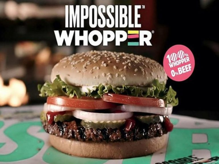 Warning! What Men Need to Know Before Eating Impossible Whoppers from Burger King