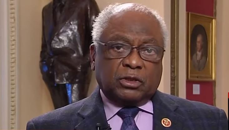 Dem Rep James Clyburn Says They Should 'Hang' President Trump
