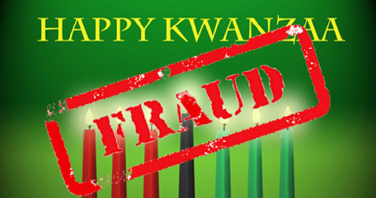 The Great Kwanzaa Hoax: Invented by a Rapist & Torturer Con Man To Divide, Not Unite