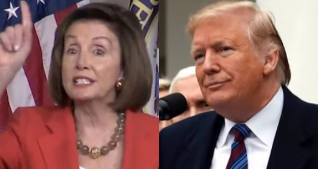 Pelosi Now Saying She Won't Send Articles Of Impeachment To Senate, Here's Why