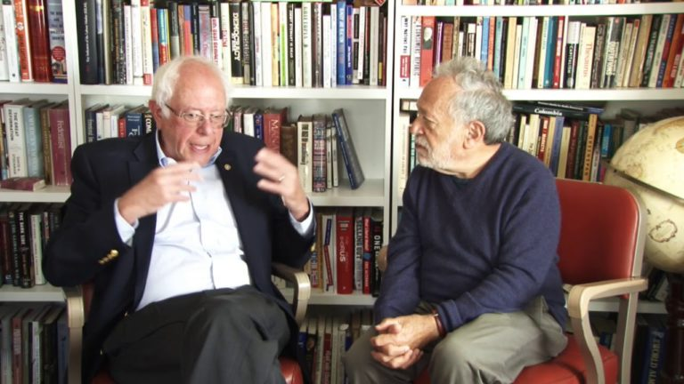 Bernie Sanders and Robert Reich Don't Just Want to Tax the Rich, They Want to Abolish Billionaires