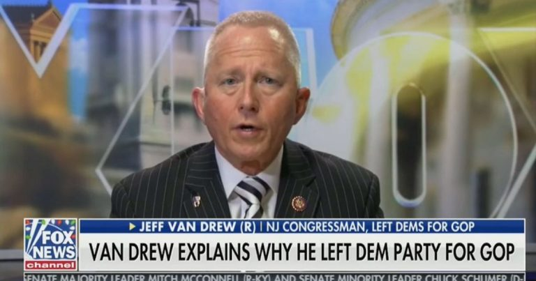 New GOP Rep Jeff Van Drew Spills the Beans — Dems Ordered Me to 'Obey' and Vote for Impeachment (Video)