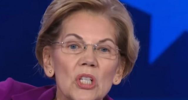 Top Economists Say Elizabeth Warren's $8 Trillion Dollar Tax Will Destroy America, Her Response is Typical