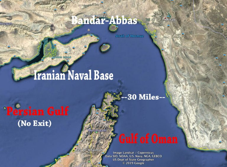 Truth! Iran Navy Trapped, Economy on a Thin Tether.