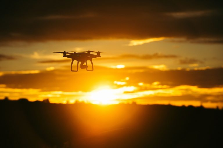 Armies of Unidentified Drones are Appearing Over The Western U.S. After Nightfall