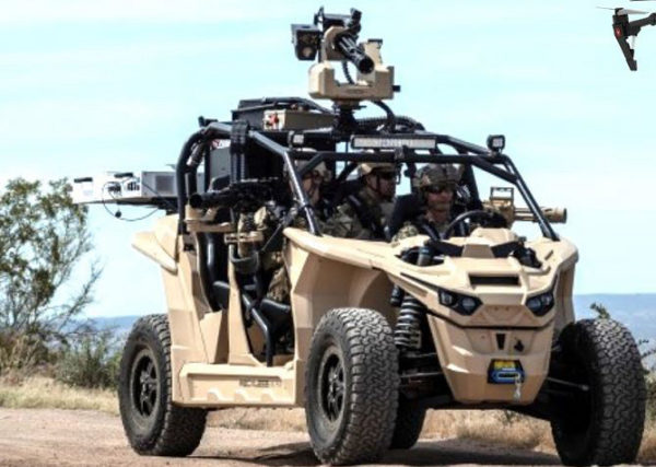 Killer Ride! Marines Get New Attack Vehicle—Enjoy the Videos!