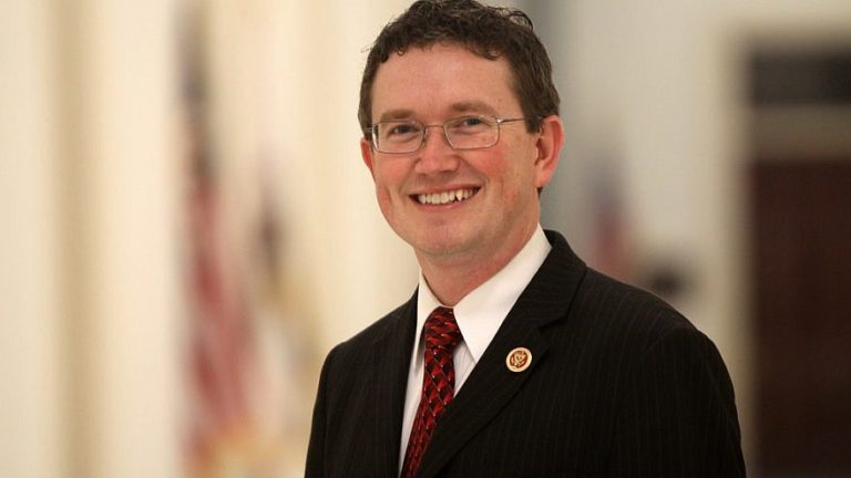 Congressman Thomas Massie says public officials may go to jail to protect 'Second Amendment sanctuaries'