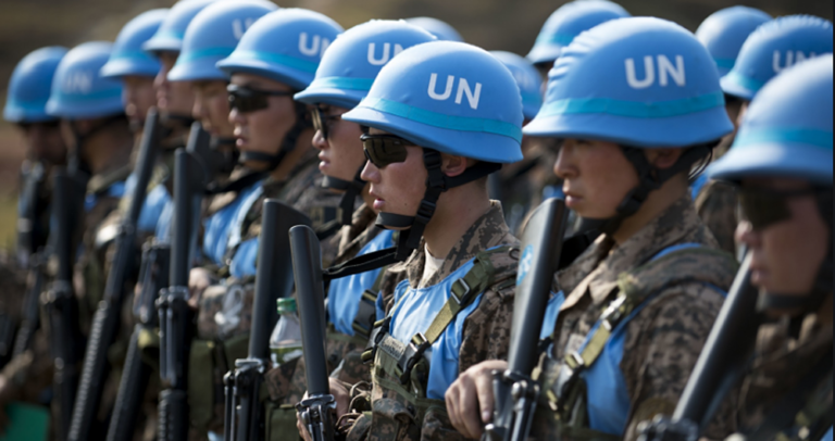 """Yes, the United Nations is hiring """"disarmament officers"""" in New York. The question is """"why""""?"""