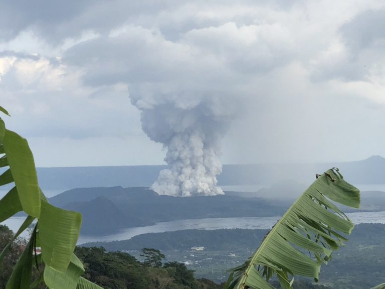 Why Are Volcanoes All Over The Globe Suddenly Shooting Giant Clouds of Ash Miles Into The Air?