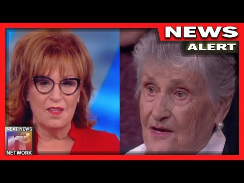 Joy Behar Expects Holocaust Survivor to Rip on Border Laws – Gets a BRUTAL Reality Check Instead
