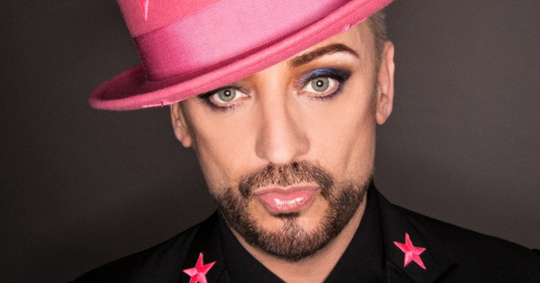 The radical Left is so insane that even BOY GEORGE has had enough of the stupid pronouns