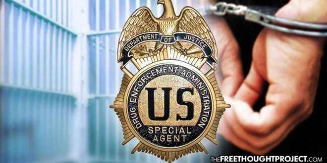 """New York: Top DEA Investigator Arrested for Spending """"Months"""" On The Job Trying to Have Sex with Children"""