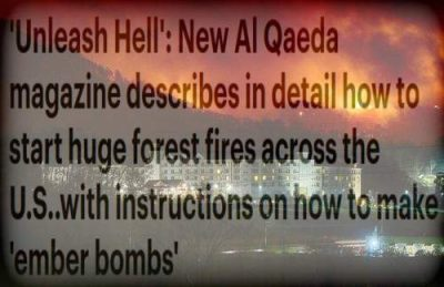 Wildfire Jihad: Muslims in Australia Among Nearly 200 Arsonists Who Set Fires