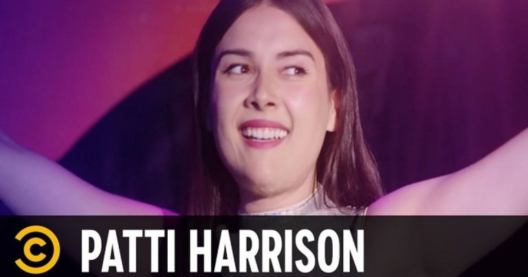 Comedian Patti Harrison promises oral sex to anyone who votes for Bernie Sanders