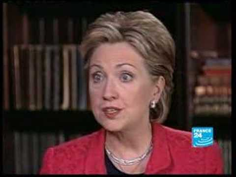 "Not So Fast Liberals, Hillary Clinton Once Warned She Would ""Totally Obliterate"" Iran"