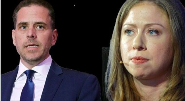Hunter Biden… Paul Pelosi, Jr… Now Chelsea Clinton's Excessive & Questionable Income EXPOSED