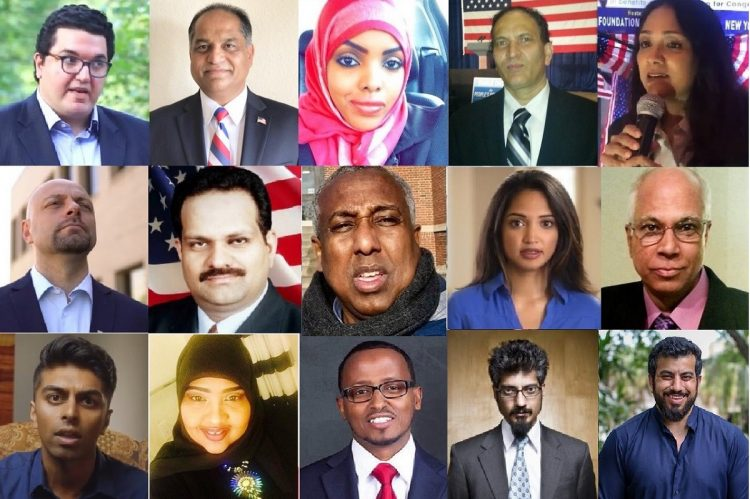 2020 List: Antichrist Muslims Running in American Elections