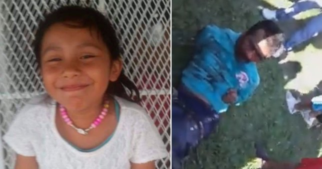 Man Accused of Raping and Murdering 6 yo Girl, Mexican Lynch Mob Burns Him Alive