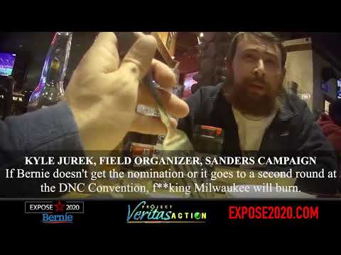Star of New Project Veritas/Bernie Sanders Video Has Extensive Criminal Record