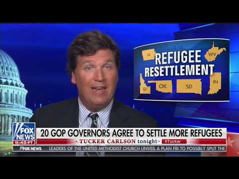 These 18 REPUBLICAN Governors Have Agreed to Resettle MORE Refugees