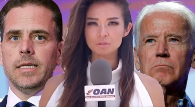 Video: OAN Pundit Puts Final Nail In Biden's Coffin, Interviews Ukrainian Prosecutor That Biden Had Fired