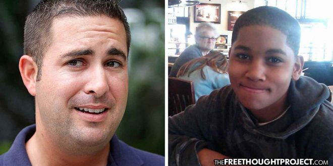 Racist Cop Who Called Tamir Rice a 'Thug' Now Identifies as a Black Man—Seriously