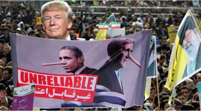 As Hollywood Begs Iran for Forgiveness, Iranians Flood Twitter, Thank Trump For Killing Soleimani