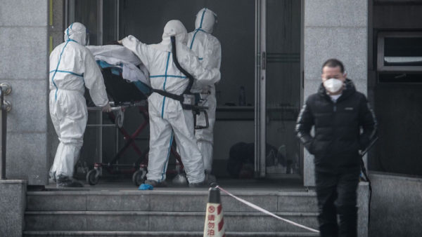 """Wuhan's new """"Made in China"""" coronavirus pandemic hospitals are already falling apart"""
