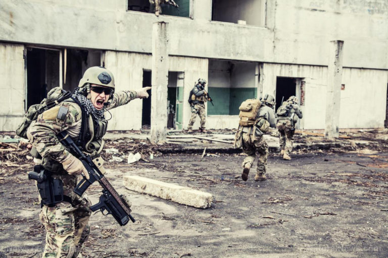 U.S. military preparing to implement medical martial law due to coronavirus pandemic
