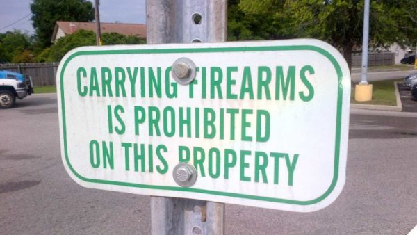 Minnesota: New Bill Would Allow Legally Armed Citizens To Sue Gun Free Zone Businesses If Injured While Disarmed