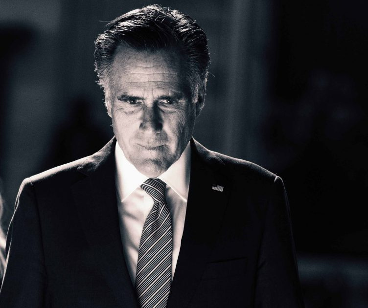 Read Mitt Romney's note attempting to justify his treachery — He's a disgrace to the Mormon church