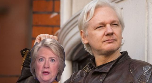 Assange Has 'Incontrovertible Evidence' That Will Destroy Democrats Once & For All Suggests Rep Dana Rohrbacher