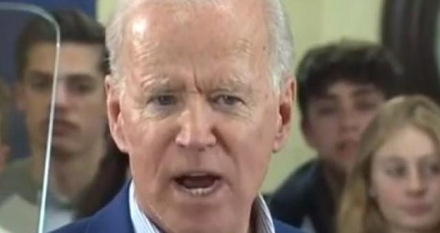 Video: Joe Biden Talks About Using Hellfire Missiles Against American Gun Owners