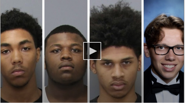 His Name Is Bradley Brown: In America's Most Affluent Black County, Three Black Males Murder White Teenager