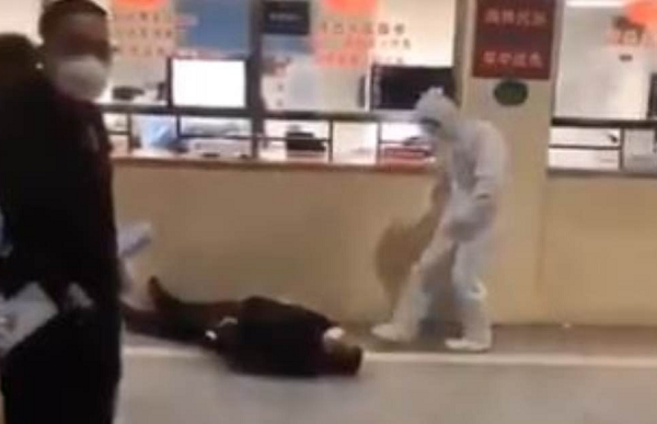 Cover-Up? Filming Dead Coronavirus Victims in China Will Land You in Jail