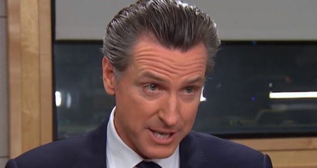 WTH? California Governor Gavin Newsom Signs Bill Allowing Voters To Change Parties On Election Day