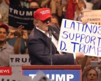 """Build That Wall"" — Video From FORMER Democrat, Mexican-American Attending First Trump Rally Goes Viral"