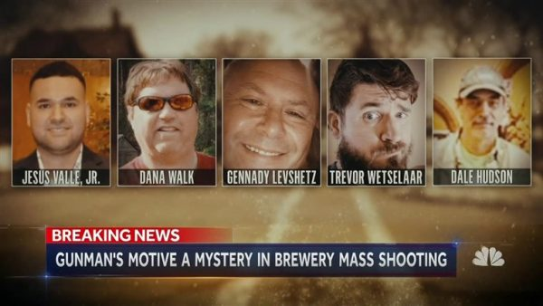 Did Anthony Ferrill, the Black Mass Shooter at the Molson Coors Plant in Milwaukee, Target Whites (Four of Five Dead Are White Males)?