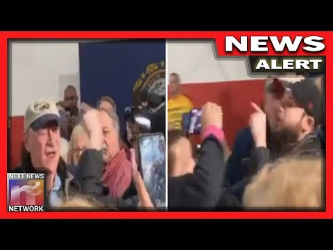 PISSED Protester Confronts Biden FACE TO FACE About His HORRIFIC Handling of Women, Children