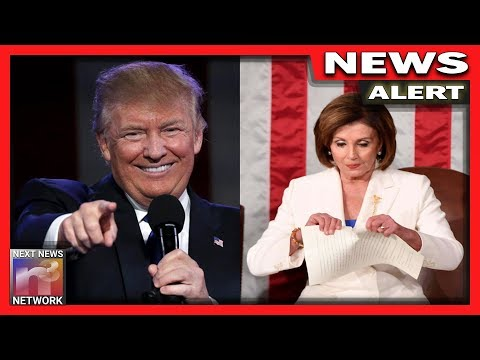 BOOM! AMERICA Dropped The Hammer on Pelosi Seconds After Ripping Trump's Speech, Her Career Is OVER