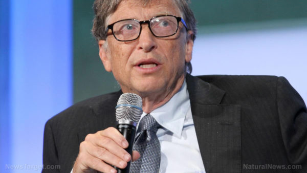Bill Gates: coronavirus lockdowns will prevent people from developing natural immunity so we can sell them more drugs, vaccines